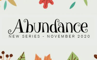 Abundance – Part Two – The Parable of the Sower
